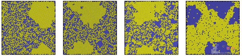 中国科大在玻璃形成研究中取得重要进展_压强-玻璃-粒径-