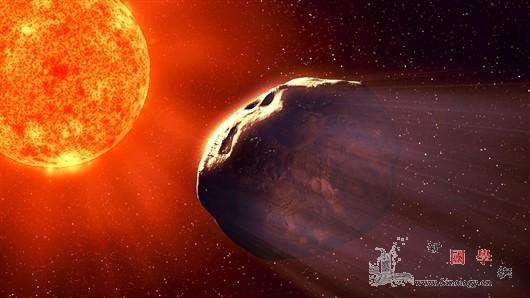 """金星轨道内首颗小行星为""""失踪地幔""""提_橄榄石-天文学家-天体-"""