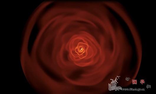 恒星风研究重塑星系演化模型_天文学-星云-观测-