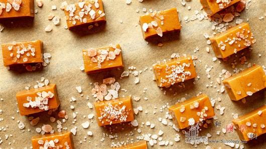 为什么甜品加盐会更甜_焦糖-甜味-味觉-