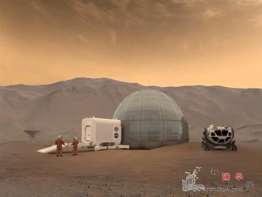 """火星盐水分解可让宇航员""""喘口气""""_密苏里州-电解槽-火星-"""