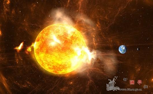 耀斑有助发现生命_耀斑-恒星-行星-