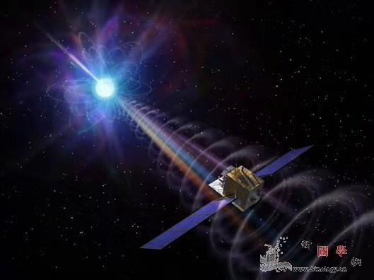 宇宙神秘闪烁原来是它干的!_射电-射线-观测-